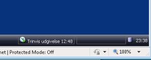 scheduled publish timer